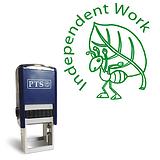 Independent Work Ant Pre-inked Stamper