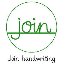 Pedagogs Marking Stamper - Join Handwriting