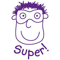 Pedagogs Stamper - Hero - Super