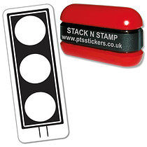 Traffic Light Stack & Stamp