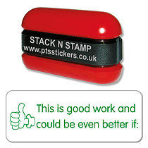 Good Work Could Be Better if: Stack & Stamp