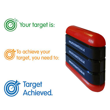 Target 3-in-1 Stack & Stamp