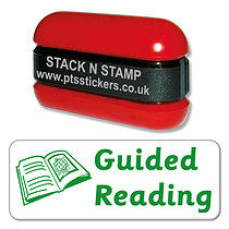 Guided Reading Stamper - Stack N Stamp