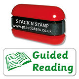 Guided Reading Stack & Stamp