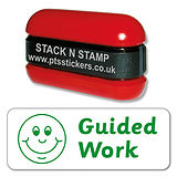 Guided Work Stack & Stamp