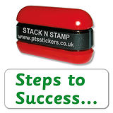 Steps to Success Stack & Stamp