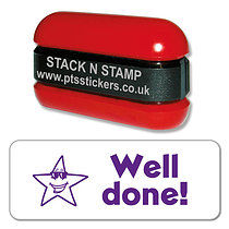 Well done! Star Stack & Stamp