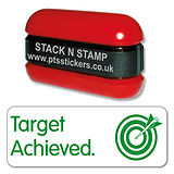 Target Achieved Stack & Stamp