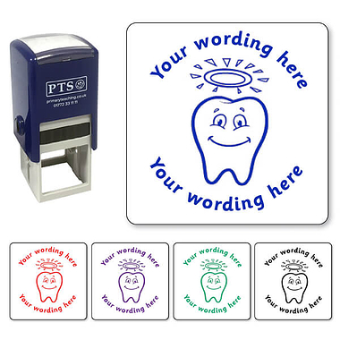 Customised Tooth stamper (25mm)