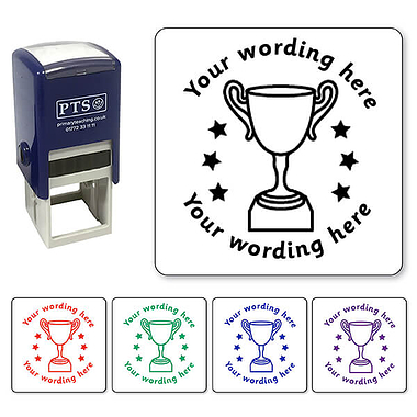 Customised Trophy Stamper (25mm)