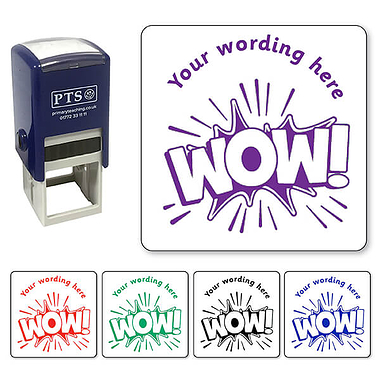 Personalised WOW! Stamper (25mm)