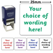 Customised Stamper (25mm)