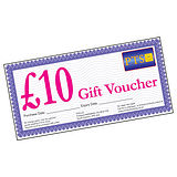 £10 PTS Gift Voucher