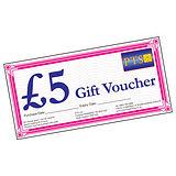£5 PTS Gift Voucher