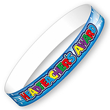 Head Teacher's Award Wristbands (10 Wristbands - 265mm x 18mm)