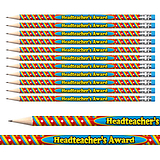 Headteacher's Award Metallic Pencils (12 Pencils) Brainwaves
