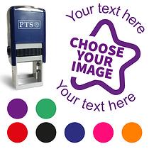 Design Your Own Stamper (25mm) Brainwaves