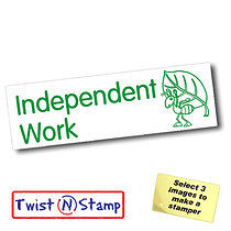 Independent Work Ant Twist & Stamp Brick Stamper