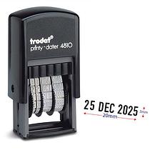 Adjustable Date Stamper (20mm)