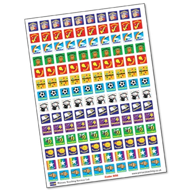 Excellent Stickers (140 Stickers - 16mm)