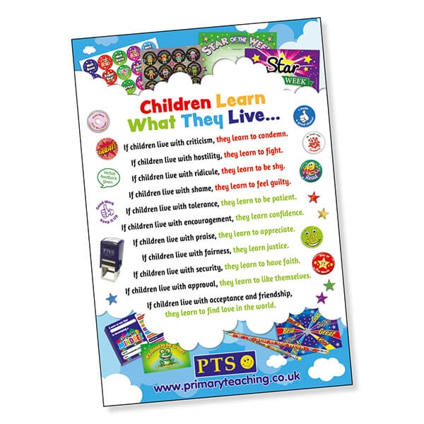 children learn what they live pdf