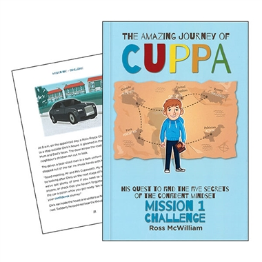 Cuppa Mission 1 (PSHE Scheme) Challenge by Ross McWilliam