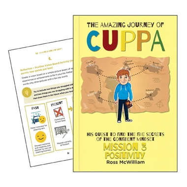 Cuppa Mission 3: Positivity by Ross McWilliam
