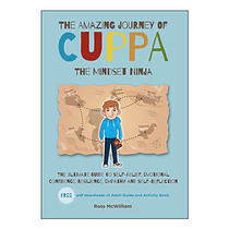 CUPPA - The Mindset Ninja - Book by Ross McWilliam