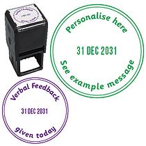 Customised Date Stamper (38mm)