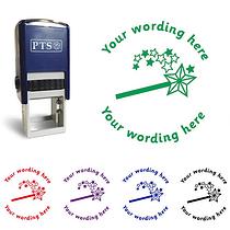 Customised Magic Wand Stamper (25mm)