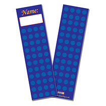 Diddi Dot Bookmarks (30 Bookmarks)