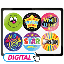 Digital Sticker Pack (12 Designs)  FOLLOW by Email WITHIN 24 hrs