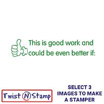 Even Better If Stamper - Twist N Stamp