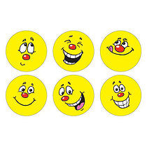 Expression Stickers - Circular (100 Stickers - 16mm)