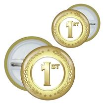 First Badges - Gold (10 Badges)