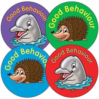 Good Behaviour Stickers