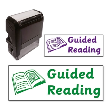 Guided Reading Stamper (38mm x 15mm)