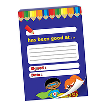 Has Been Good at Praisepadz - Feedback Children (60 Pages - A6)