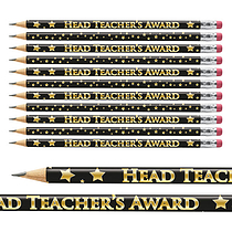 Head Teacher's Award Pencils (12 Pencils)
