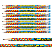 Headteacher's Award Metallic Pencils (12 Pencils) Brainwaves DUE BACK IN DECEMBER