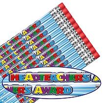 Headteacher's Award Pencils (12 Pencils)