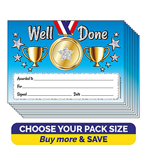 Holographic Well Done Certificates (A5)