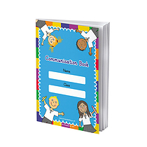 Home/School Communication Book - The Pedagogs (A6 - 36 Pages)