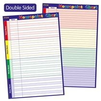 Housepoint Chart Paper Poster (A2 - 620mm x 420mm)