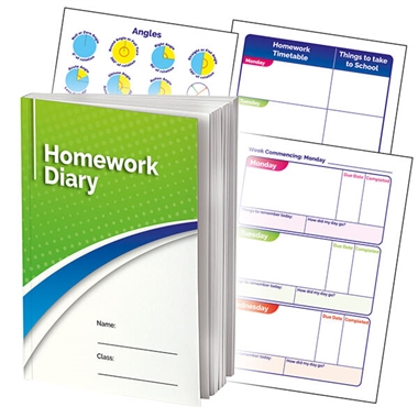 Home School Pack - Home Learning Mixed Theme