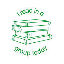 I read in a group today Stamper - Green Ink (17mm)