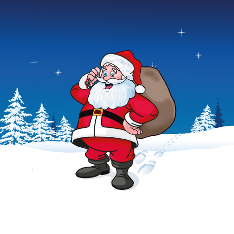 Image result for picture of father christmas