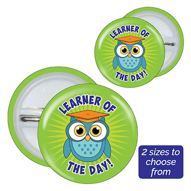 Learner of the Day Badges (10 Badges)