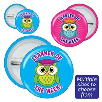 Learner of the Week Badge (10 Badges)