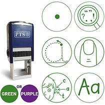 Marking Stampers - Set of 6